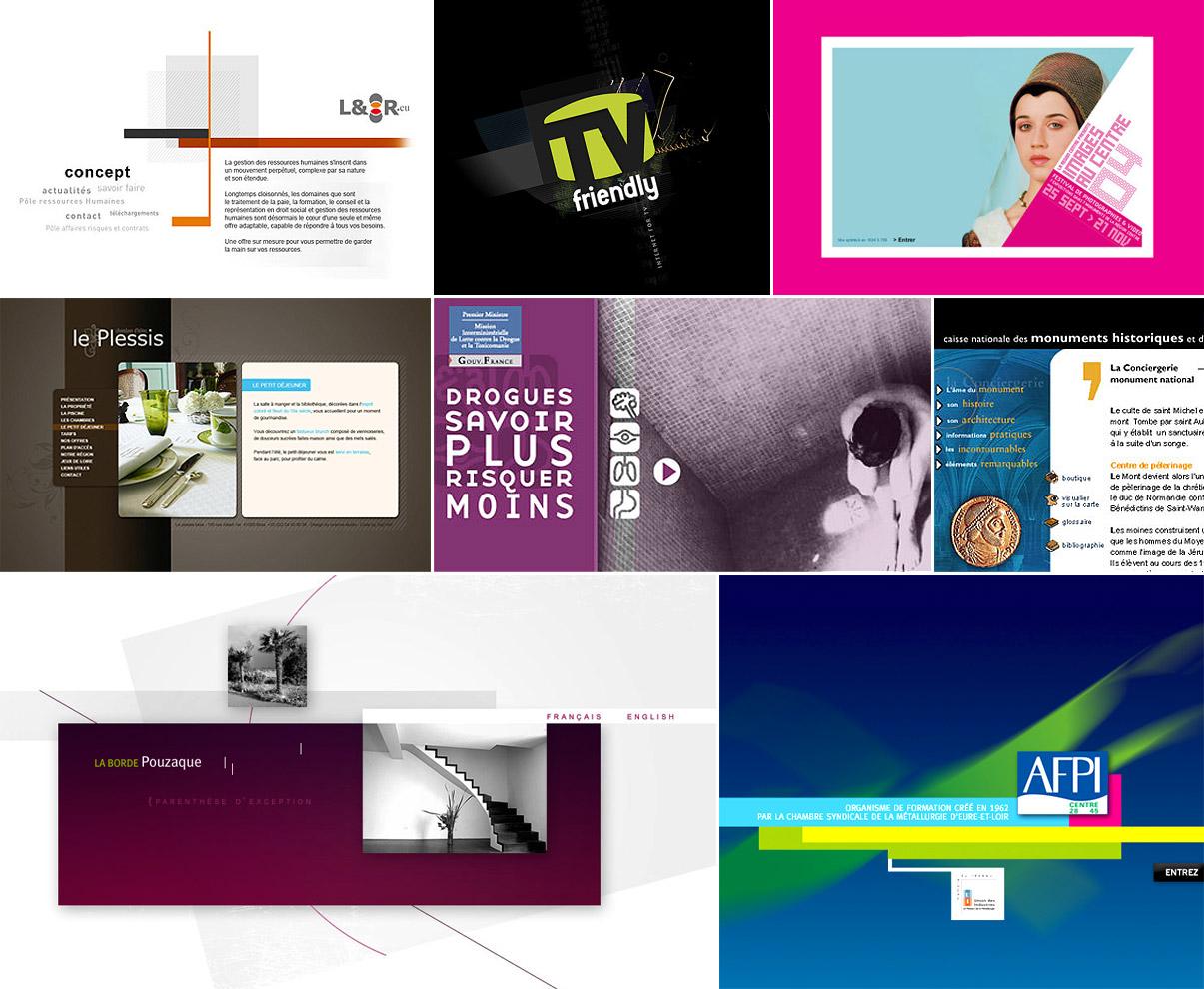 Legal & resource - TV Friendly - Images au Centre - Le Plessis Blois - Drogue Savoir Plus - Caisse Nationale des monuments historiques - La Borde Pouzaque - Afpi Centre