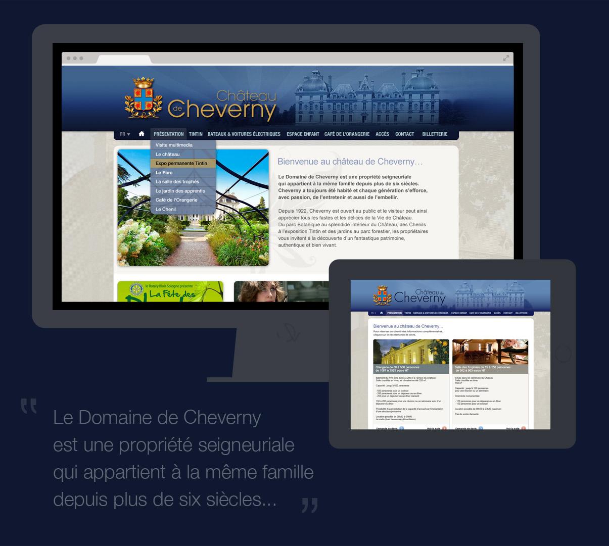 Château de Cheverny - Tourisme - Vla de Loire - © ovarma.com