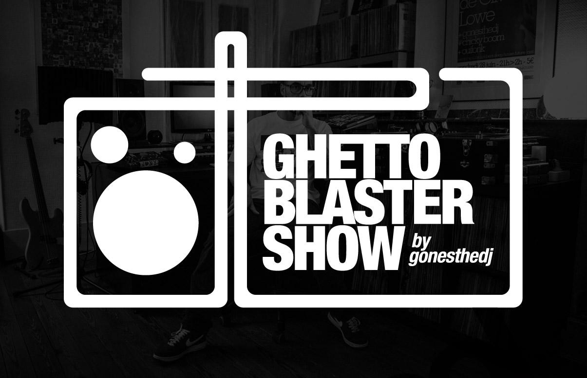 Ghetto Blaster Show logo - © www.ovarma.com