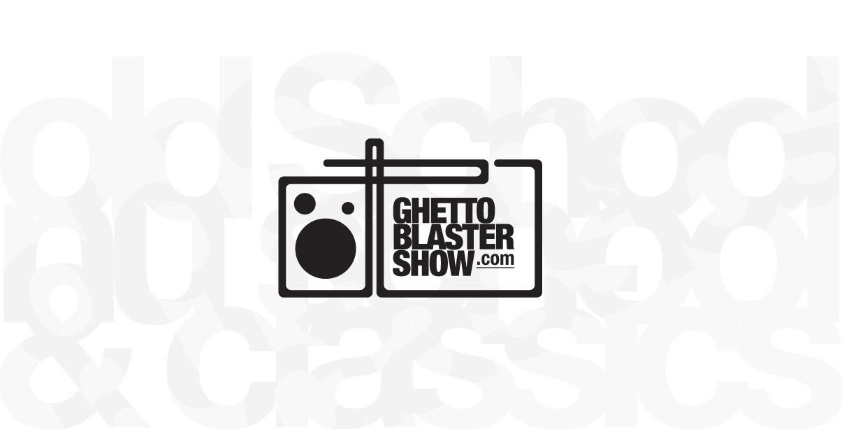 Ghetto Blaster Show logo small - © www.ovarma.com
