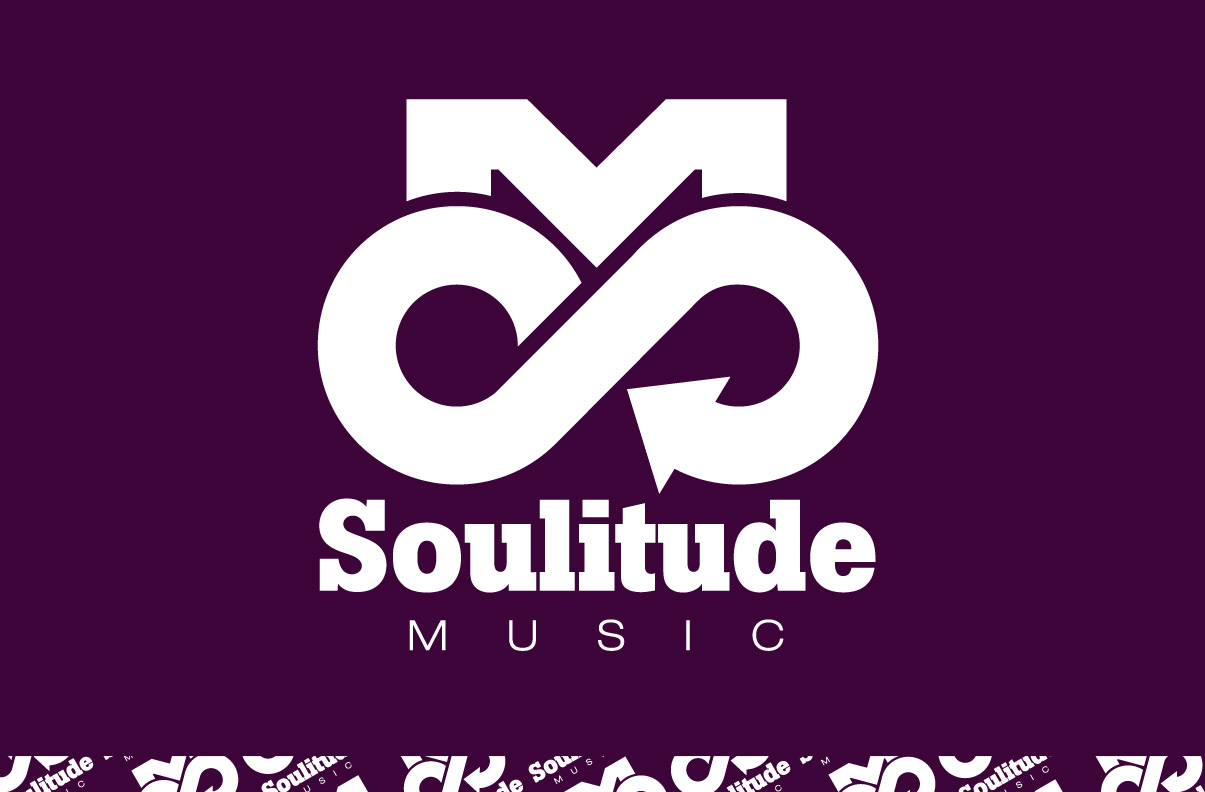 Soulitude Music - Logotype - Big - Direction artistique - Création - Design graphique - Toulouse - © ovarma creative studio