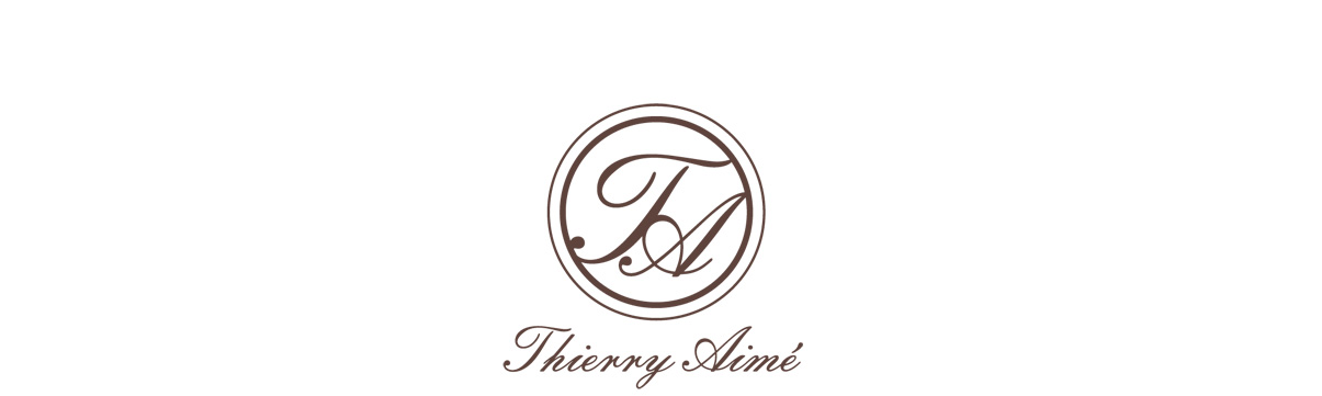 Graphic design, logotype, small, chocolat, Thierry Aimé