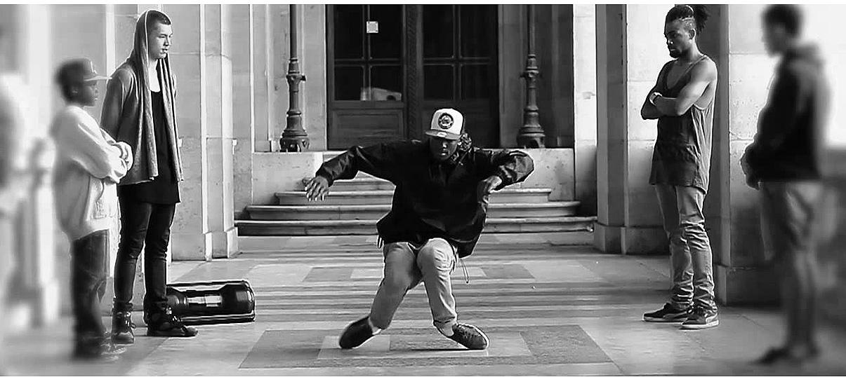 Régi Hybride - Danse de rue