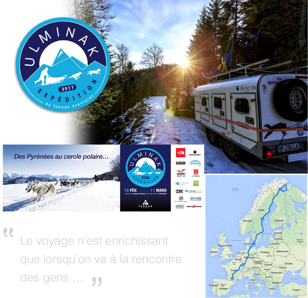Ulminak expédition by Tannak Aventures - © ovarma creative studio