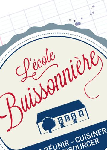 Graphic design, logotype, cours de cuisine, évènements, Blois, Région Centre, Vallée de la Loire - Olivier Varma graphiste