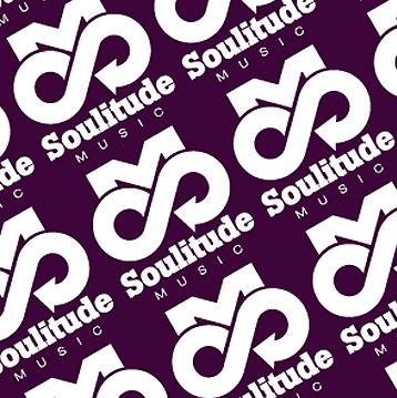 Soulitude Music - Logotype - Direction artistique - Création - Design graphique - Olivier Varma - © www.ovarma.com