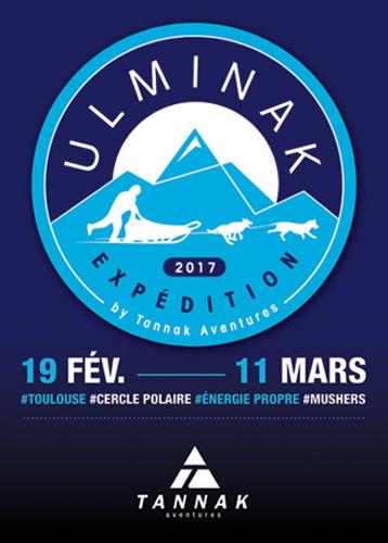 Ulminak expédition by Tannak Aventures - Huskys - Cercle Polaire - © www.ovarma.com