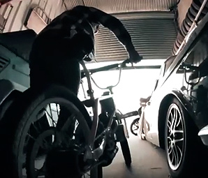 Mbk - Bmx - Crazy Bike - Vidéo